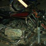 मनेहरा चोकमा दुई मोटरसाइकल एक आपसमा ठोकिददा २ जना घाइते (फोटो फिचर)